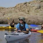 Paddla kajak i kosterhavets nationalpark