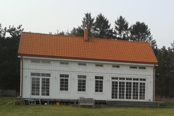 Fritidshus, Tjurpannan