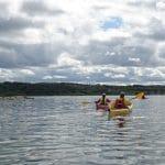 [cml_media_alt id='5643']Kayak paddling in the marine nationalpark at Koster. Photo: Ingela Holgersson, Skärgårdsidyllen Kayak & Outdoor @Ekenäs, Sydkoster[/cml_media_alt]