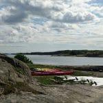 [cml_media_alt id='5644']Kayak paddling in the marine nationalpark at Koster. Photo: Ingela Holgersson, Skärgårdsidyllen Kayak & Outdoor @Ekenäs, Sydkoster[/cml_media_alt]