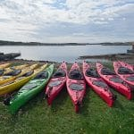 [cml_media_alt id='5646']Kayak paddling in the marine nationalpark at Koster. Photo: Ingela Holgersson, Skärgårdsidyllen Kayak & Outdoor @Ekenäs, Sydkoster[/cml_media_alt]