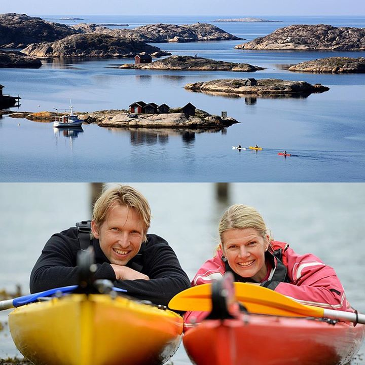 Next week Skärgårdsidyllen takes over the West Sweden Instagram account! Follow them all week for wonderful daily dose of inspiration: https://www.instagram.com/westsweden/  Marcus and Ingela are a couple who run the kayak company Skärgårdsidyllen together. They're passionate about sustainability, and take people out on kayak courses or tours almost every day, working with both beginners and more experienced paddlers.   Read more about them here: http://www.vastsverige.com/en/b/172923/Skargardsidyllen-Kayak-Outdoor